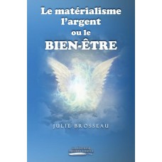Le matérialisme l'argent ou le bien-être - Julie Brosseau